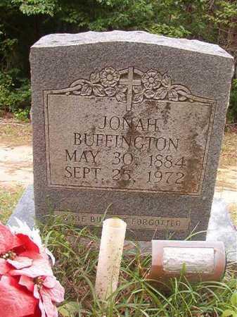 BUFFINGTON, JONAH - Columbia County, Arkansas | JONAH BUFFINGTON - Arkansas Gravestone Photos