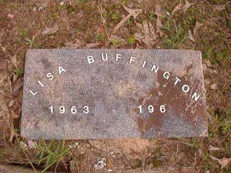 BUFFINGTON, LISA - Columbia County, Arkansas | LISA BUFFINGTON - Arkansas Gravestone Photos