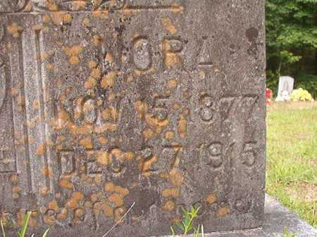 BUFFINGTON, NORA - Columbia County, Arkansas | NORA BUFFINGTON - Arkansas Gravestone Photos