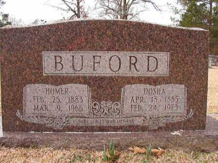 BUFORD, HOMER - Columbia County, Arkansas | HOMER BUFORD - Arkansas Gravestone Photos