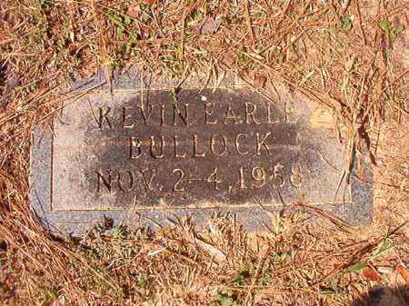 BULLOCK, KEVIN EARLE - Columbia County, Arkansas | KEVIN EARLE BULLOCK - Arkansas Gravestone Photos