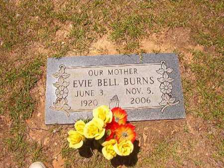 BURNS, EVIE BELL - Columbia County, Arkansas | EVIE BELL BURNS - Arkansas Gravestone Photos