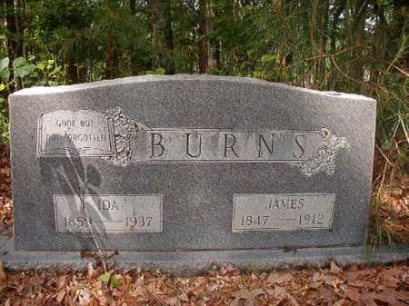 BURNS, IDA - Columbia County, Arkansas | IDA BURNS - Arkansas Gravestone Photos