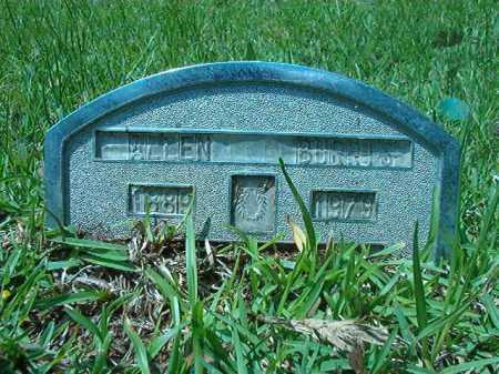BURRIS, ALLEN - Columbia County, Arkansas   ALLEN BURRIS - Arkansas Gravestone Photos