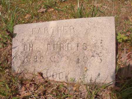 "BURRIS, D H ""DOCK"" - Columbia County, Arkansas | D H ""DOCK"" BURRIS - Arkansas Gravestone Photos"