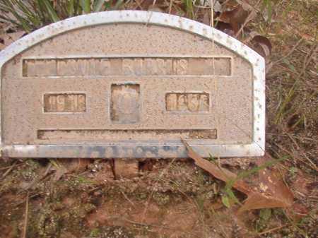 BURRIS, LOVIE - Columbia County, Arkansas   LOVIE BURRIS - Arkansas Gravestone Photos