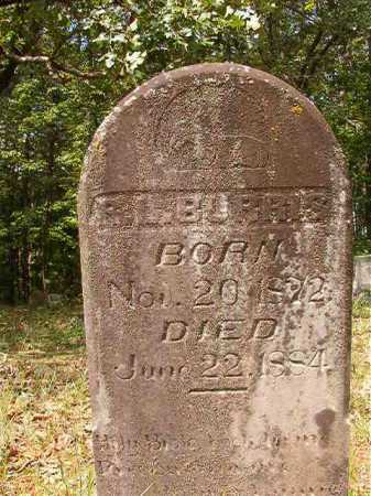 BURRIS, R L - Columbia County, Arkansas | R L BURRIS - Arkansas Gravestone Photos