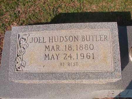 BUTLER, JOEL HUDSON - Columbia County, Arkansas | JOEL HUDSON BUTLER - Arkansas Gravestone Photos