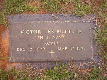 BUTTS, JR (VETERAN KOR), VICTOR LEE - Columbia County, Arkansas | VICTOR LEE BUTTS, JR (VETERAN KOR) - Arkansas Gravestone Photos