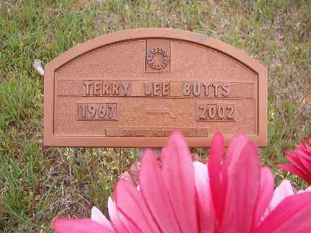 BUTTS, TERRY LEE - Columbia County, Arkansas | TERRY LEE BUTTS - Arkansas Gravestone Photos