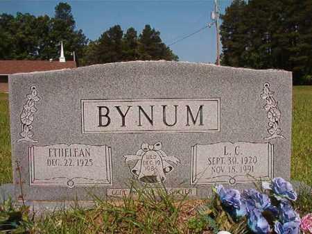 BYNUM, L C - Columbia County, Arkansas   L C BYNUM - Arkansas Gravestone Photos