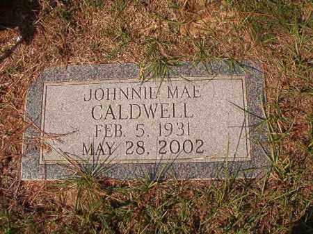 CALDWELL, JOHNNIE MAE - Columbia County, Arkansas | JOHNNIE MAE CALDWELL - Arkansas Gravestone Photos