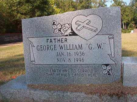 CAMP, GEORGE WILLIAM - Columbia County, Arkansas | GEORGE WILLIAM CAMP - Arkansas Gravestone Photos