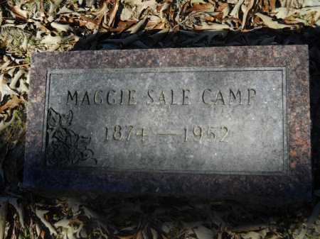 CAMP, MAGGIE - Columbia County, Arkansas | MAGGIE CAMP - Arkansas Gravestone Photos