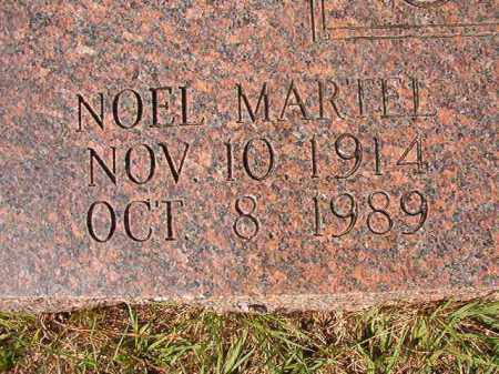 CAMPBELL, NOEL MARTEL - Columbia County, Arkansas | NOEL MARTEL CAMPBELL - Arkansas Gravestone Photos