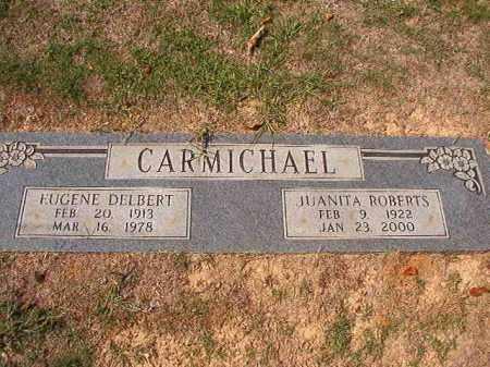 CARMICHAEL, EUGENE DELBERT - Columbia County, Arkansas | EUGENE DELBERT CARMICHAEL - Arkansas Gravestone Photos