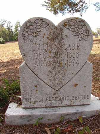 CARR, LILLIAN - Columbia County, Arkansas | LILLIAN CARR - Arkansas Gravestone Photos
