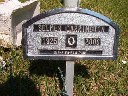 CARRINGTON, SELMER - Columbia County, Arkansas | SELMER CARRINGTON - Arkansas Gravestone Photos