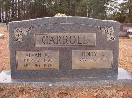 CARROLL, HOLLY E - Columbia County, Arkansas | HOLLY E CARROLL - Arkansas Gravestone Photos