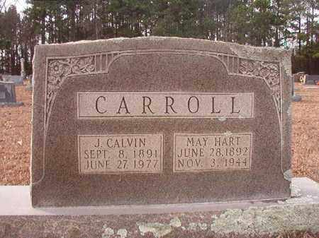 HART CARROLL, MAY - Columbia County, Arkansas | MAY HART CARROLL - Arkansas Gravestone Photos