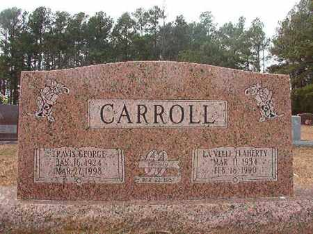 FLAHERTY CARROLL, LAVELLE - Columbia County, Arkansas | LAVELLE FLAHERTY CARROLL - Arkansas Gravestone Photos