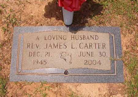 CARTER, JAMES L - Columbia County, Arkansas | JAMES L CARTER - Arkansas Gravestone Photos