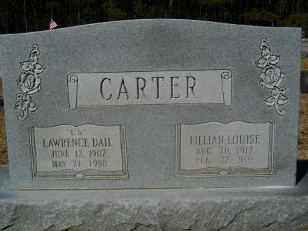 CARTER, LAWRENCE DAIL - Columbia County, Arkansas | LAWRENCE DAIL CARTER - Arkansas Gravestone Photos