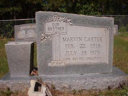 CARTER, MARVIN - Columbia County, Arkansas | MARVIN CARTER - Arkansas Gravestone Photos