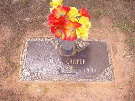 CARTER, O V - Columbia County, Arkansas | O V CARTER - Arkansas Gravestone Photos