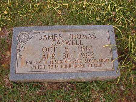 CASWELL, JAMES THOMAS - Columbia County, Arkansas | JAMES THOMAS CASWELL - Arkansas Gravestone Photos