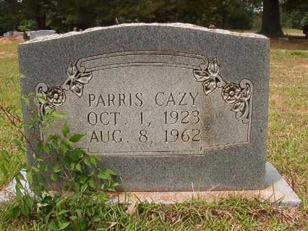CAZY, PARRIS - Columbia County, Arkansas | PARRIS CAZY - Arkansas Gravestone Photos