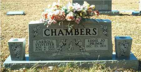 CHAMBERS, CARROLL SYLVESTER - Columbia County, Arkansas | CARROLL SYLVESTER CHAMBERS - Arkansas Gravestone Photos