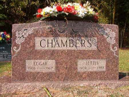 CHAMBERS, JETTIS - Columbia County, Arkansas | JETTIS CHAMBERS - Arkansas Gravestone Photos