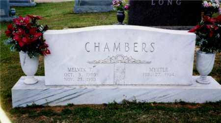 CLICK CHAMBERS, MYRTLE - Columbia County, Arkansas | MYRTLE CLICK CHAMBERS - Arkansas Gravestone Photos
