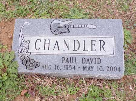 CHANDLER, PAUL DAVID - Columbia County, Arkansas | PAUL DAVID CHANDLER - Arkansas Gravestone Photos