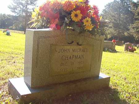 CHAPMAN, JOHN MICHAEL - Columbia County, Arkansas | JOHN MICHAEL CHAPMAN - Arkansas Gravestone Photos