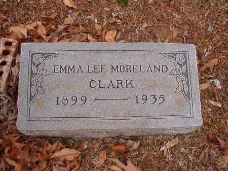 CLARK, EMMA LEE - Columbia County, Arkansas | EMMA LEE CLARK - Arkansas Gravestone Photos