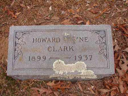 CLARK, HOWARD PAYNE - Columbia County, Arkansas | HOWARD PAYNE CLARK - Arkansas Gravestone Photos