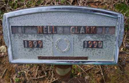 CLARK, NELL - Columbia County, Arkansas | NELL CLARK - Arkansas Gravestone Photos