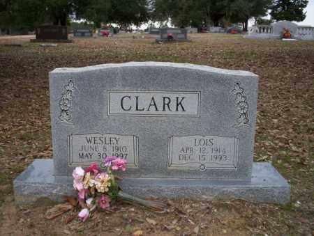 CLARK, WESLEY - Columbia County, Arkansas | WESLEY CLARK - Arkansas Gravestone Photos