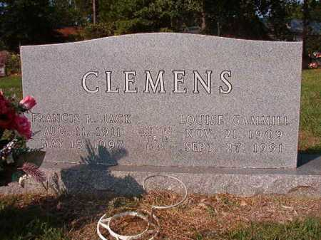 CLEMENS, LOUISE - Columbia County, Arkansas | LOUISE CLEMENS - Arkansas Gravestone Photos