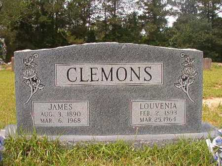 CLEMONS, JAMES - Columbia County, Arkansas | JAMES CLEMONS - Arkansas Gravestone Photos