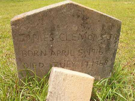 CLEMONS, JR, JAMES - Columbia County, Arkansas | JAMES CLEMONS, JR - Arkansas Gravestone Photos