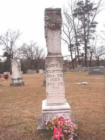 CLINTON, DAVE L - Columbia County, Arkansas   DAVE L CLINTON - Arkansas Gravestone Photos