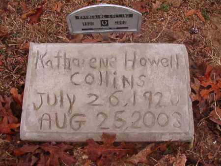 COLLINS, KATHERENE - Columbia County, Arkansas | KATHERENE COLLINS - Arkansas Gravestone Photos