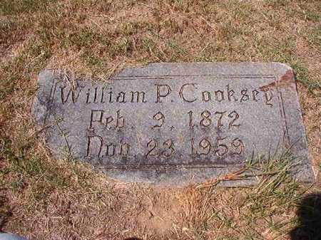 COOKSEY, WILLIAM P - Columbia County, Arkansas | WILLIAM P COOKSEY - Arkansas Gravestone Photos