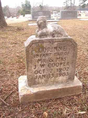 COOPER, CORINNE - Columbia County, Arkansas   CORINNE COOPER - Arkansas Gravestone Photos