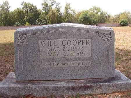 COOPER, WILL - Columbia County, Arkansas | WILL COOPER - Arkansas Gravestone Photos