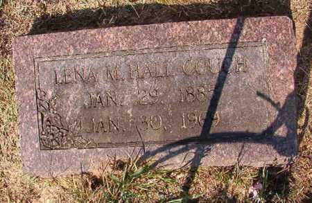 COUCH, LENA M - Columbia County, Arkansas | LENA M COUCH - Arkansas Gravestone Photos