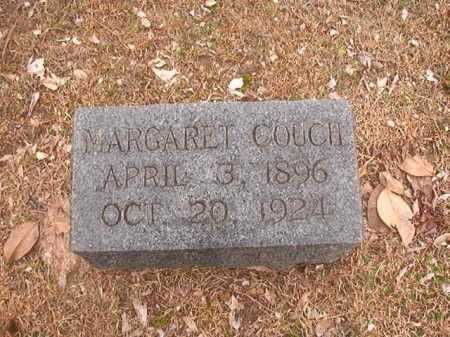 COUCH, MARGARET - Columbia County, Arkansas | MARGARET COUCH - Arkansas Gravestone Photos